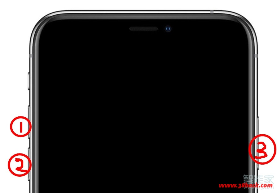 iphone11pro max死机怎么重启